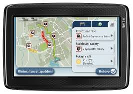 GPS navigace