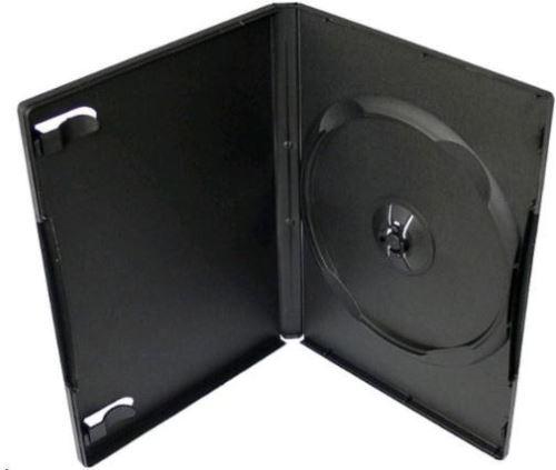 Obal na  DVD černý 14mm