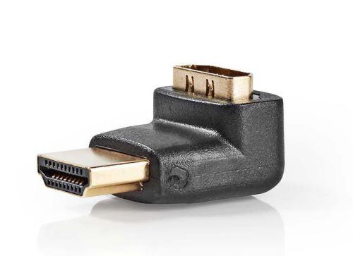 Nedis Adaptér HDMI úhlový CVGB34902BK