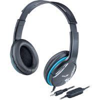 HS-400A Blu headset 1x jack 3,5mm GENIUS