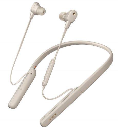 Sony WI-1000XM2 stříbrná
