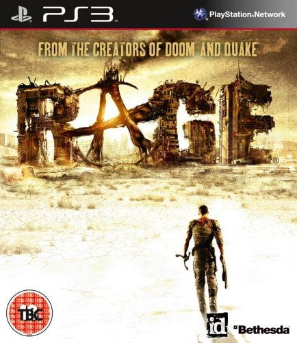 Rage (Anarchy Edition) PS3