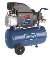 olejový kompresor Scheppach HC 25 + 4 roky záruky, viz popis výrobku
