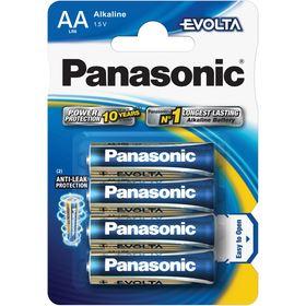 LR6 4BP AA Evolta alk PANASONIC