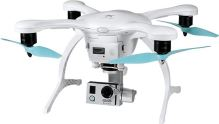 GHOSTDRONE 2.0 Aerial (CE) White
