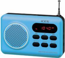 LENCO ICES IMPR 112 BLUE RADIO S CD