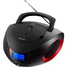 SPT 3600 BR RADIO S CD/MP3/USB/BT SENCOR