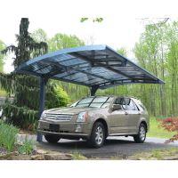 hliníkový přístřešek pro auto s obloukovou střechou Palram Arizona 5000