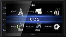KW-M25BT 2DIN AUTORÁDIO BT/USB/MP3 JVC