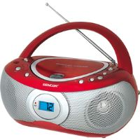 SPT 226 R RADIO S CD / MP3 SENCOR