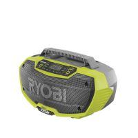 aku 18 V rádio s Bluetooth ONE+ Ryobi R18RH-0