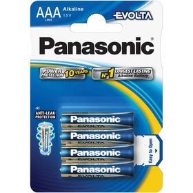 LR03 4BP AAA Evolta alk PANASONIC