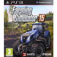 Farming Simulator 2015 hra PS3