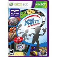 Game Party Kinect hra XBOX WARNER