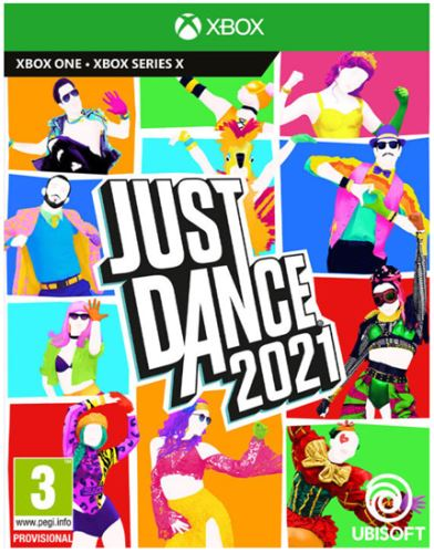 HRA XONE Just Dance 2021