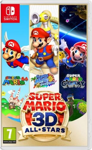 HRA SWITCH Super Mario 3D All Stars