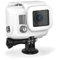 SILG2/WHI SILICONE COVER HD3 GOPRO