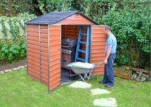 zahradní domek Palram Skylight 6x5 hnědý