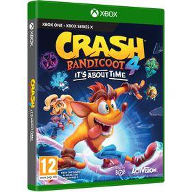 HRA XONE Crash Bandicoot 4:It's About T.