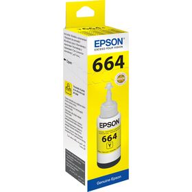 T6644 Yellow ink 70ml pro L365/386 EPSON