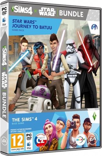 The Sims 4 - Bundle hra+Star Wars