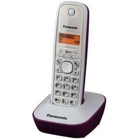 PANASONIC KX-TG1611FXF purpurová