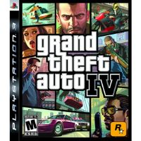 Grand Theft Auto IV hra PS3 Rockstar